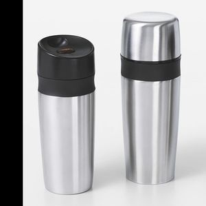 OXO Travel Mugs | Thermoseal | set of 2